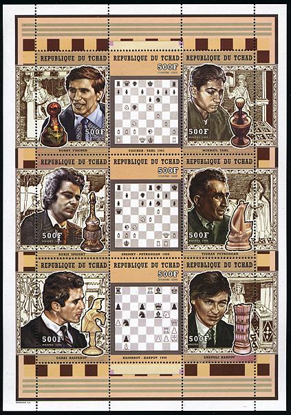 Kasparov v Karpov Match 20